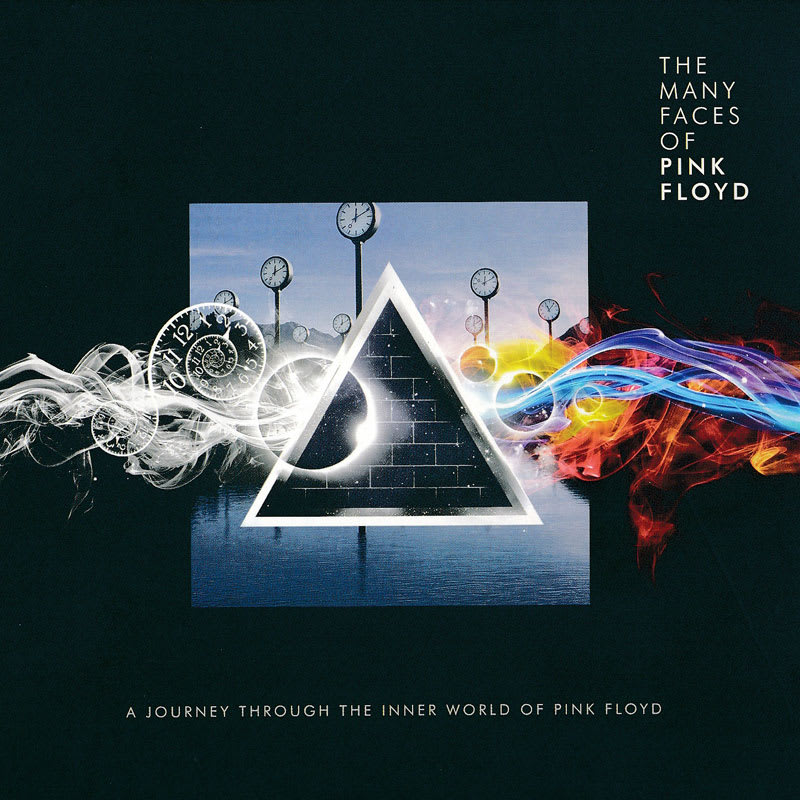 Various Artists – The Many Faces Of Pink Floyd (2013) Front