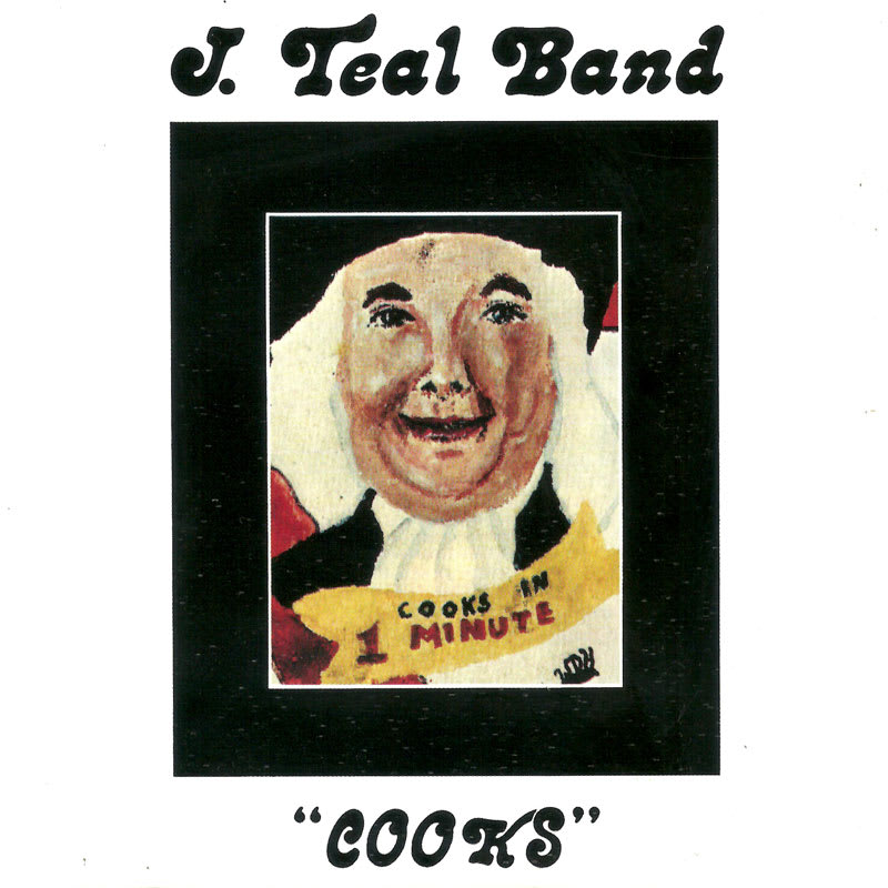 J. Teal Band – Cooks (1977) Front