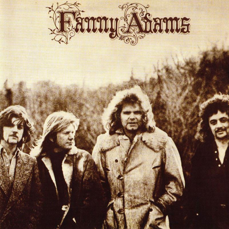 Fanny Adams – Fanny Adams (1971) Front