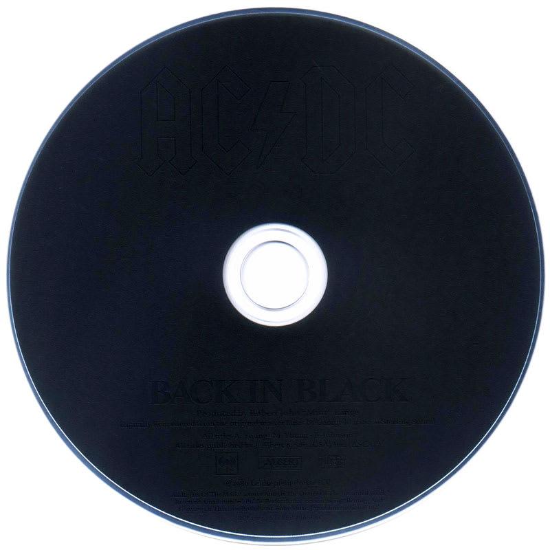 AC/DC - Back In Black (1980) CD