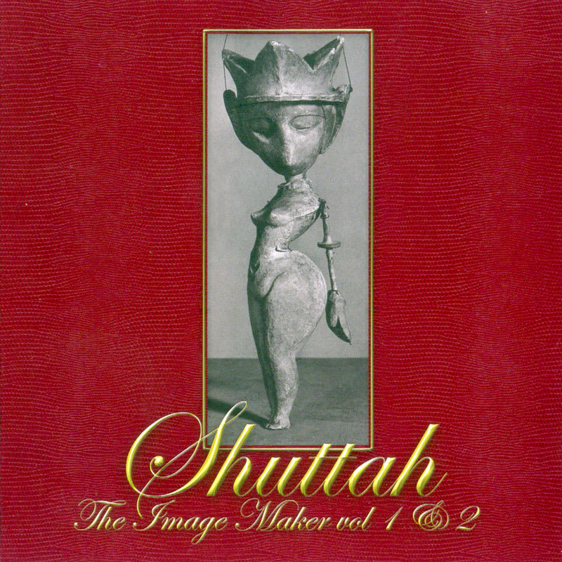 Shuttah - The Image Maker Vol 1 & 2 (1971) Front