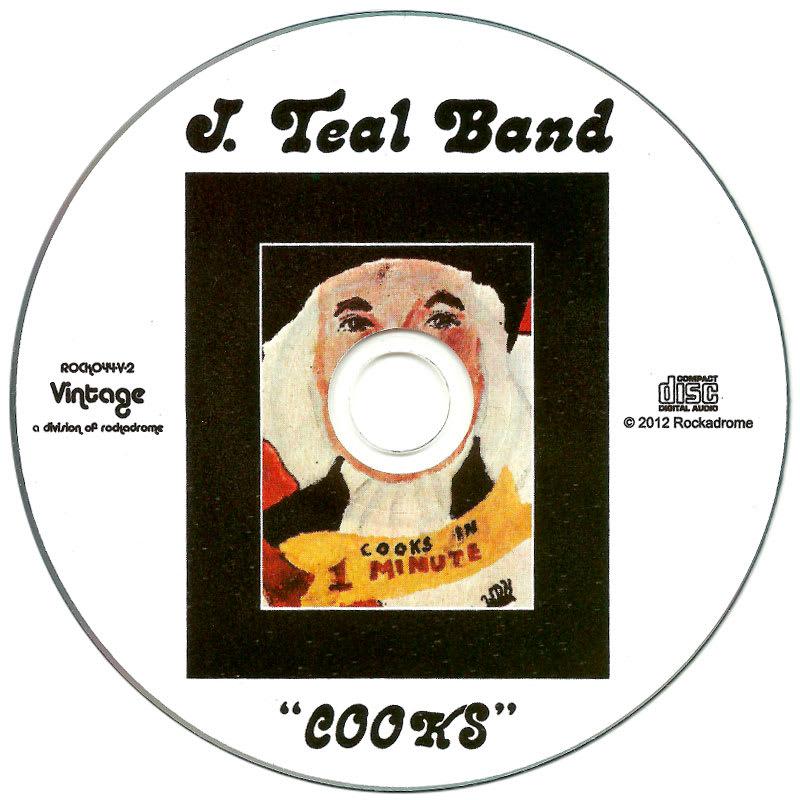 J. Teal Band – Cooks (1977) CD
