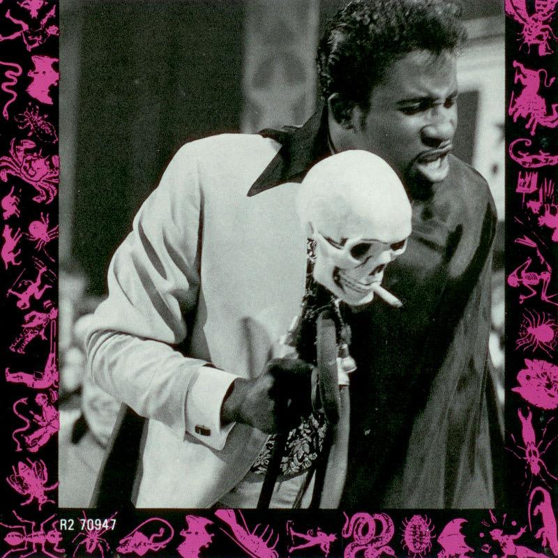 Screamin' Jay Hawkins – Voodoo Jive: The Best Of Screamin' Jay Hawkins (1990) Booklet