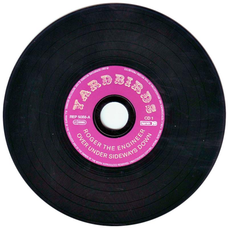 The Yardbirds – Roger The Engineer (1966) CD 1