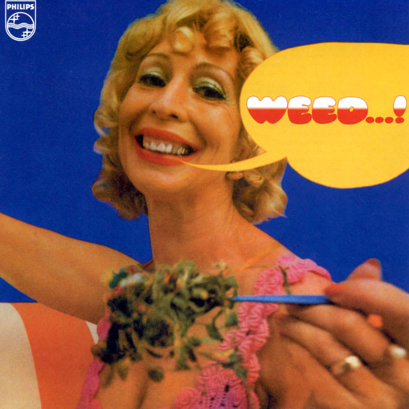 Weed - Weed...! (1971) Front