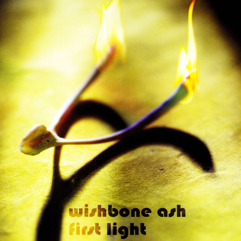 Wishbone Ash – First Light (1970) Front