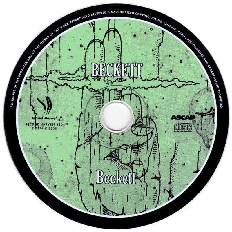 Beckett -Beckett (1974) CD