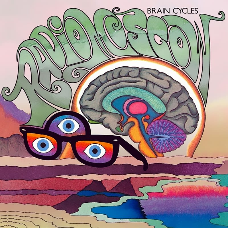 Radio Moscow – Brain Cycles (2009) Front