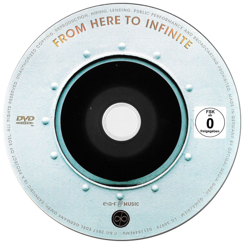 Deep Purple – InFinite (2017) DVD