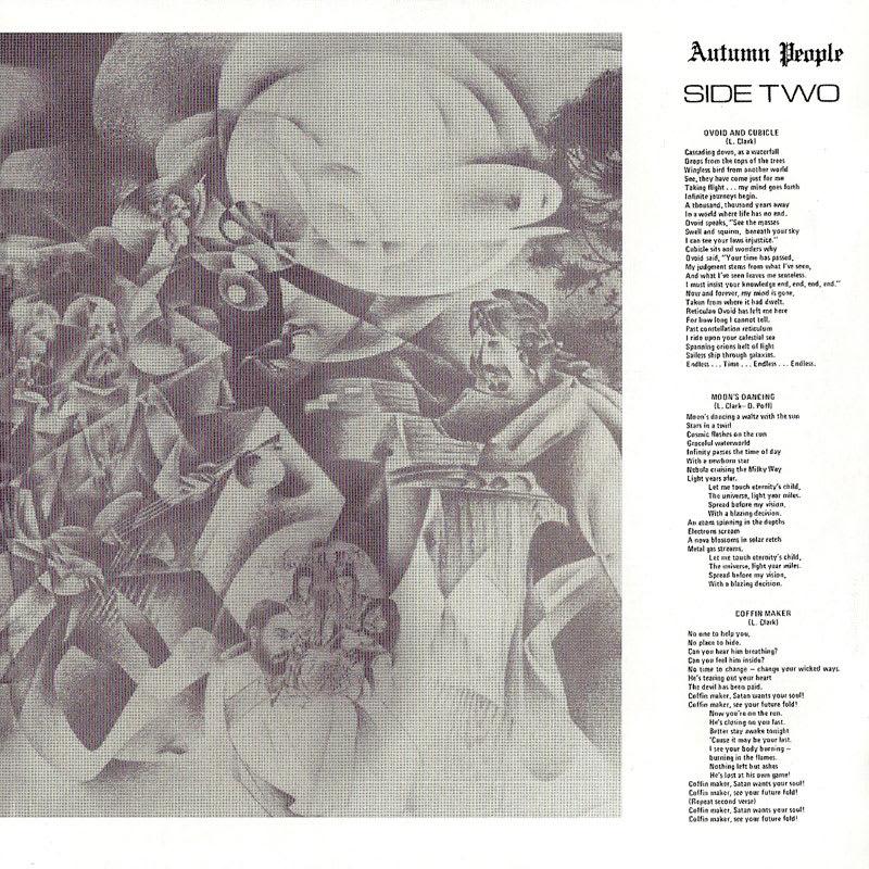 Autumn People – Autumn People (1976) Booklet 02