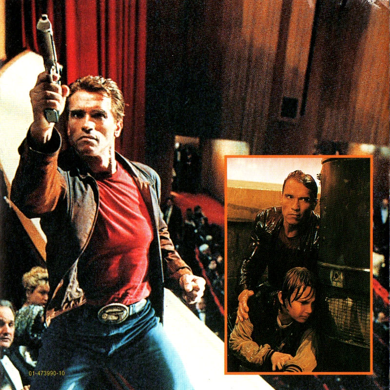 Various 1993 - Last Action Hero (Music From The Original Motion Picture) Booklet 01