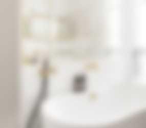Baderie - goud in de badkamer