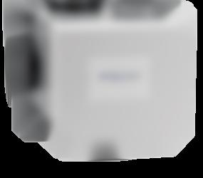 Baderie - Itho Daalderop ventilatiebox