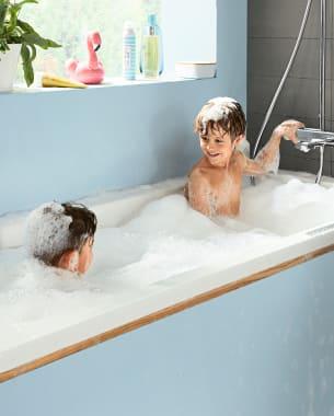 Veiligheid in de badkamer
