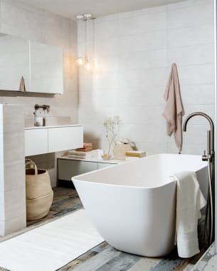 In 10 tips naar de mooiste badkamer!
