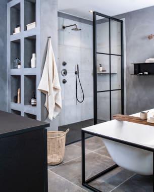 Een nieuwe badkamer: zo doe je dat