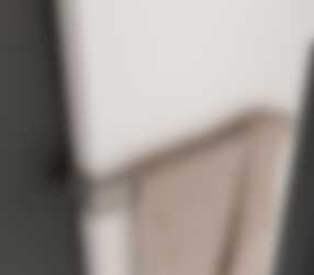 Vasco radiator met handdoek beugel