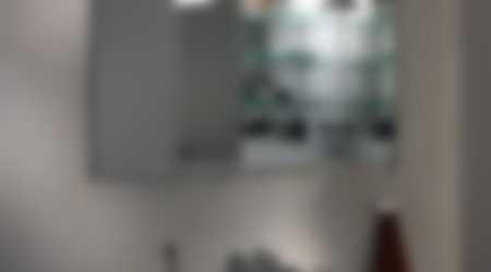 Baderie - Spiegelkast voor handige opbergruimte