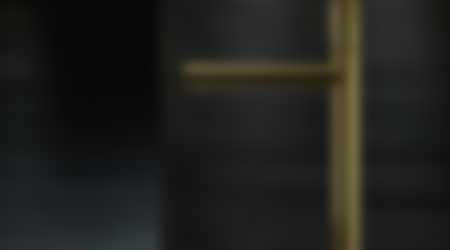 Baderie - Gouden Axor wastafelkraan