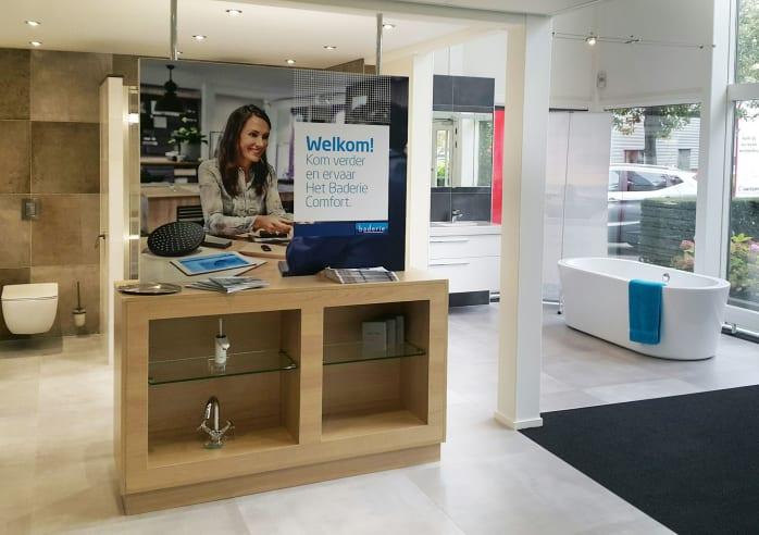 Baderie Bleiswijk - showroom