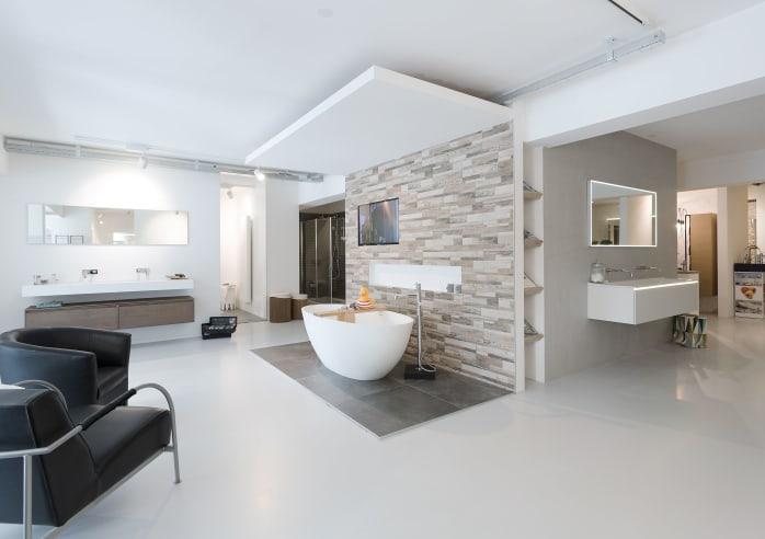 Baderie Heerenveen - showroom