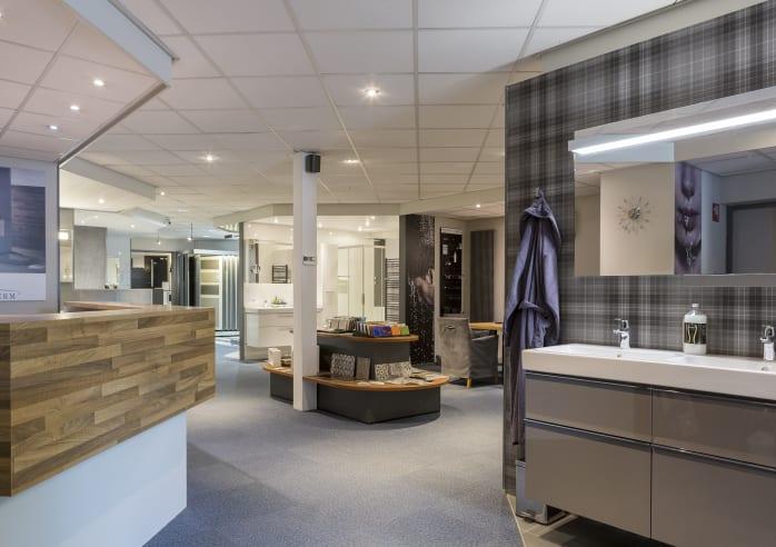Baderie Leen - showroom