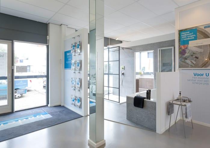 Baderie van Wijk - showroom