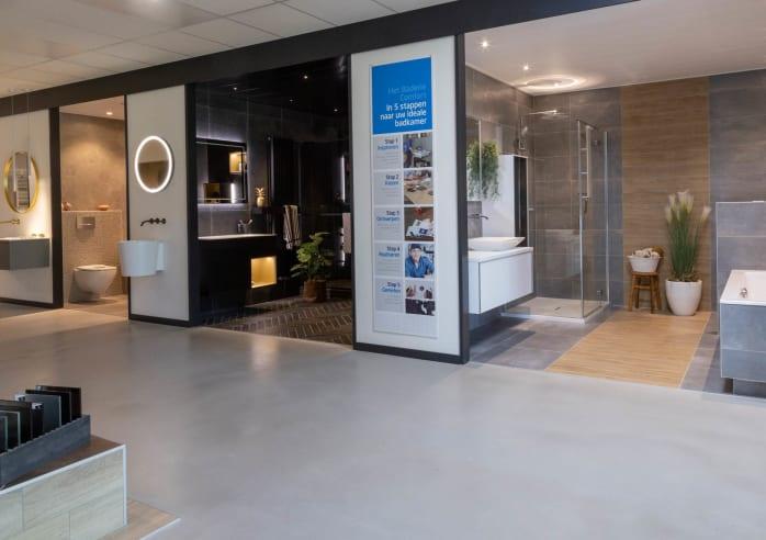 Showroom Baderie Winterswijk