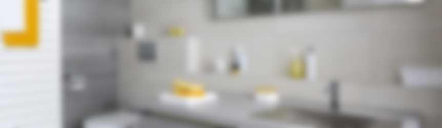 Baderie toekomstbestendige badkamer - badkamermeubel met beenruimte