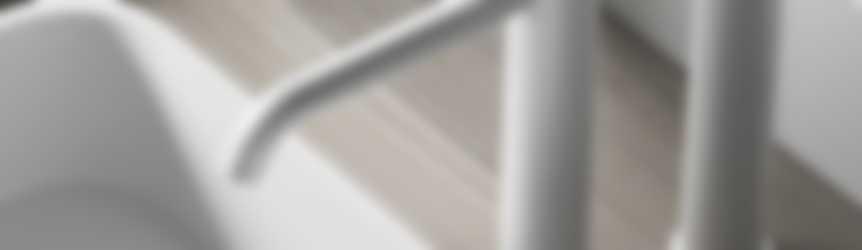Baderie - Hotbath witte wastafel
