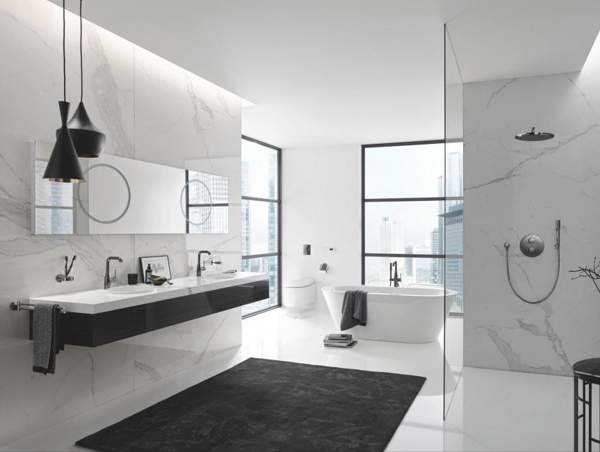 Baderie - Grohe badkamer