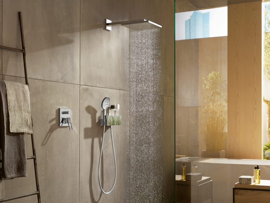 Baderie - Hansgrohe douche