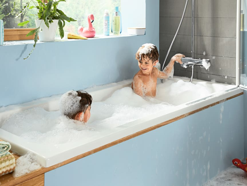 Baderie - Hansgrohe Ecostat E thermostaat met CoolContact
