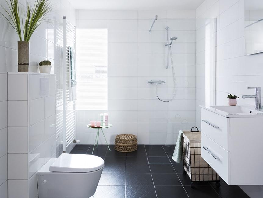 Baderie - Tijdloze en moderne badkamer