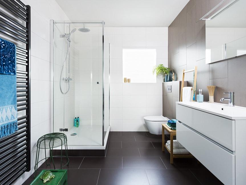 Baderie - Een eigentijdse badkamer