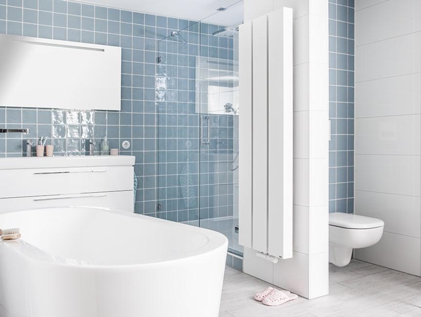 Baderie - Vintage badkamer