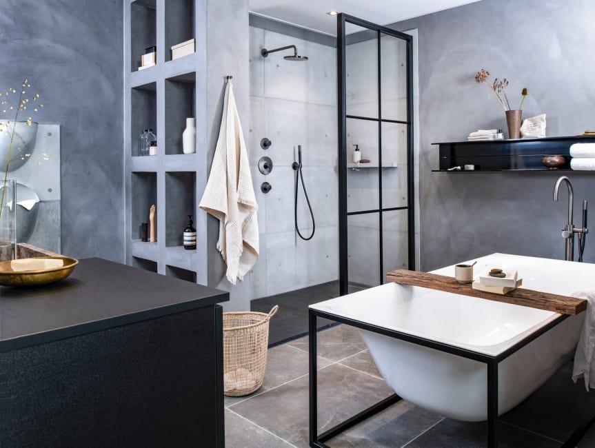 In vijf stappen naar jouw complete badkamer