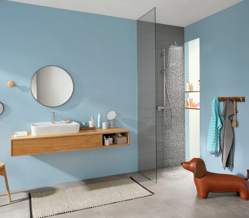 Baderie - Hansgrohe Croma