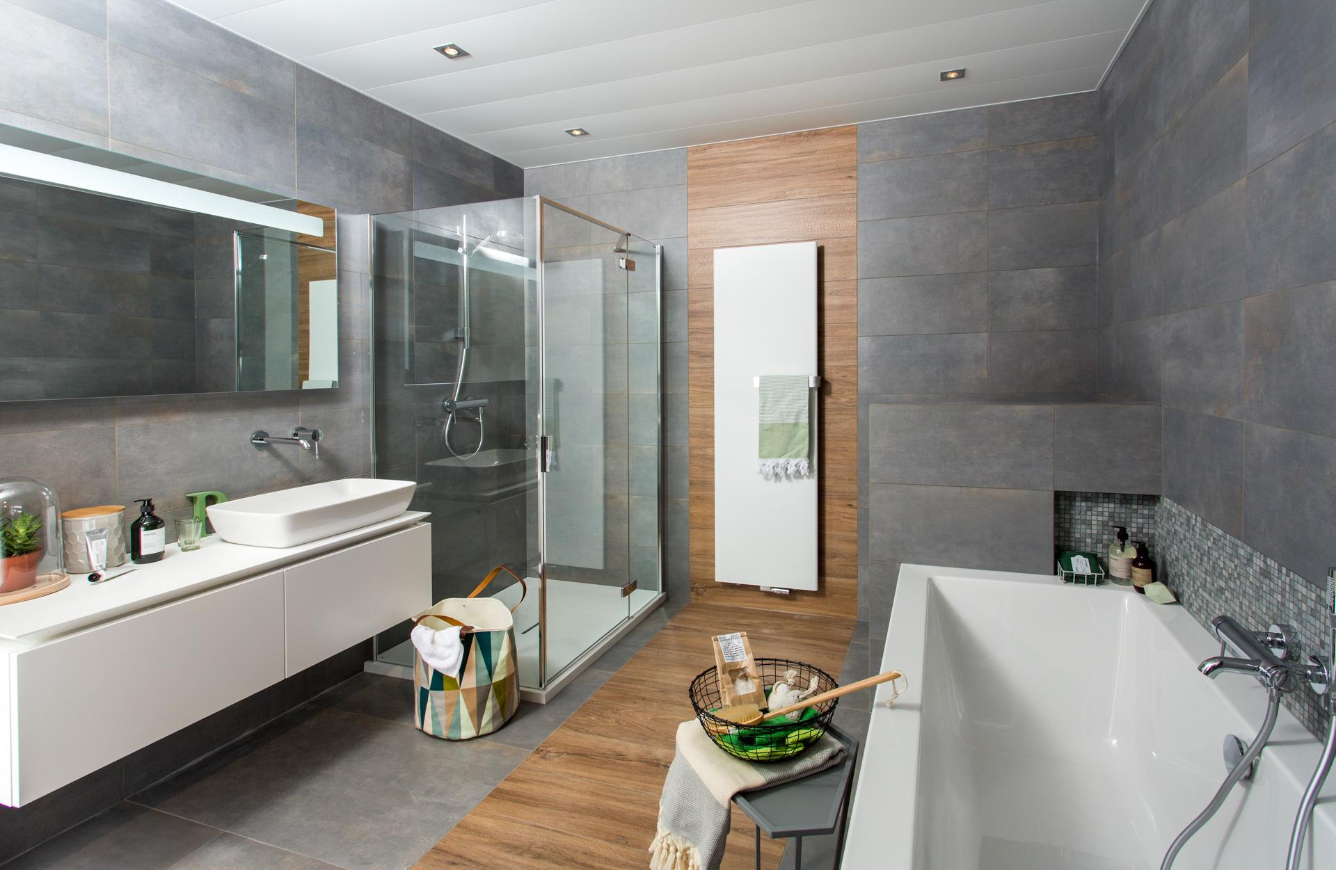 Verwonderlijk Complete badkamer | Warme kleurpalet | Scandinavische stijl MO-57