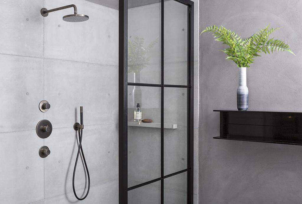 Badkamertrend Modern Industrial Voor Trendy Badkamers