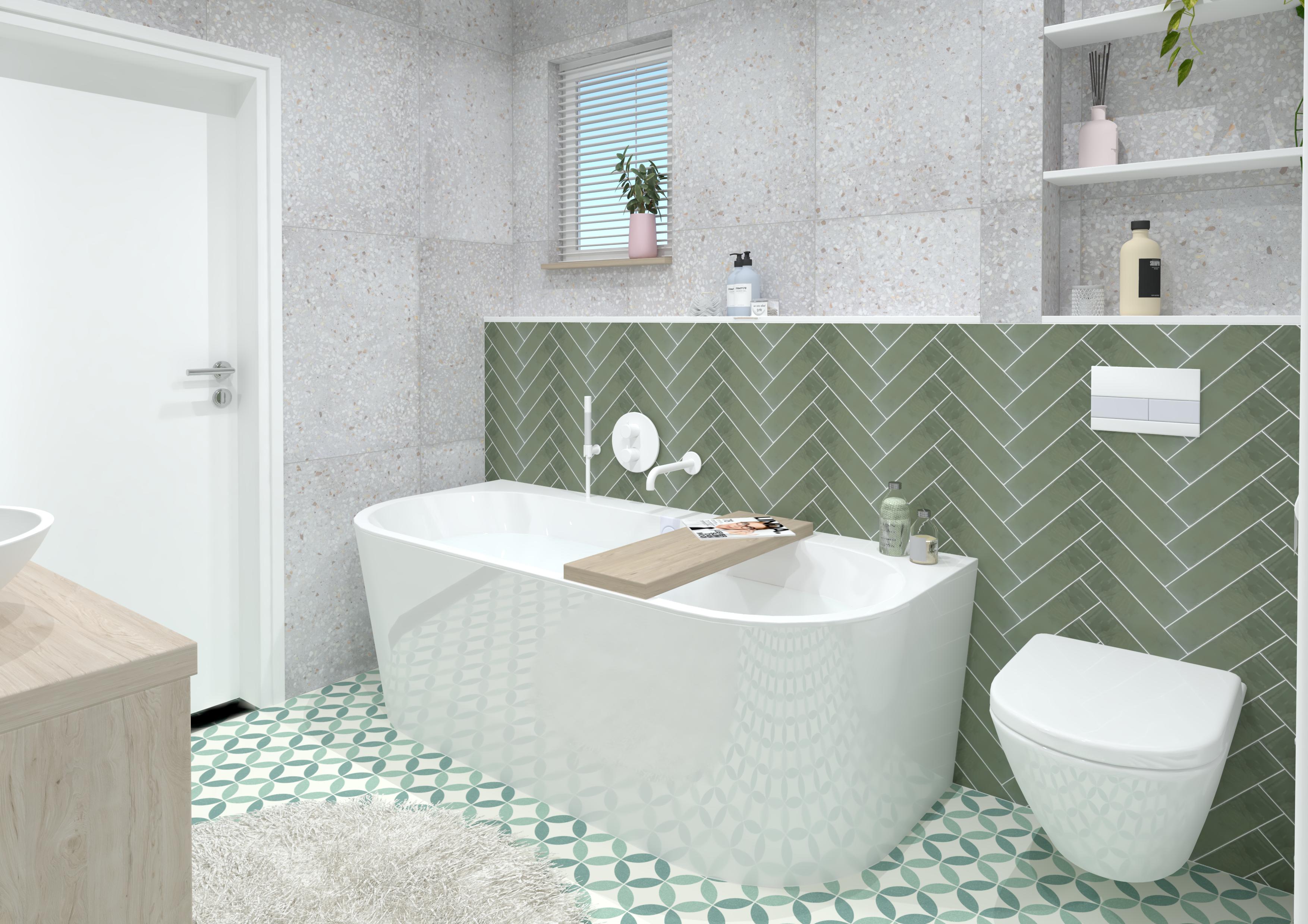 Hedendaags Badkamer Blog | Inspiratie voor de kleine badkamer AX-01