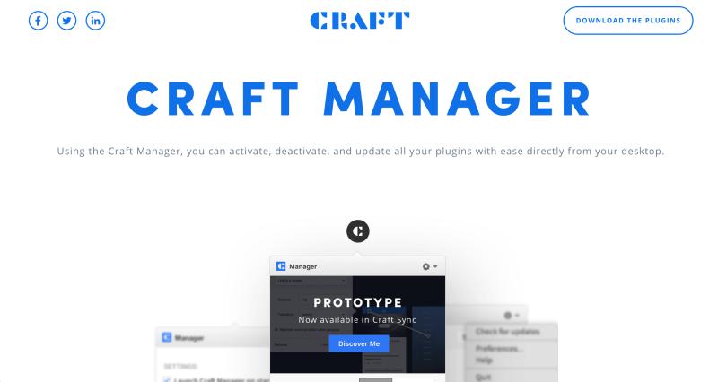 CRAFT prototype