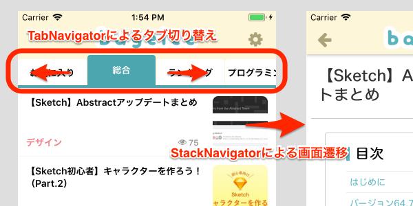 react-navigation