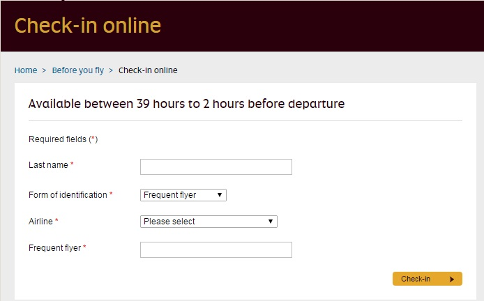 Etihad Airways Check In | Online, UAE City & Mobile App Check In