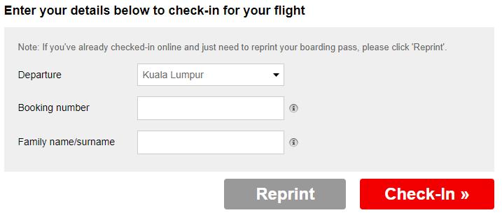 Airasia Check In Mobile Web Kiosk Airport Counter Check In