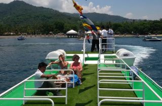Bali to Gili's Fast Boat (Return)