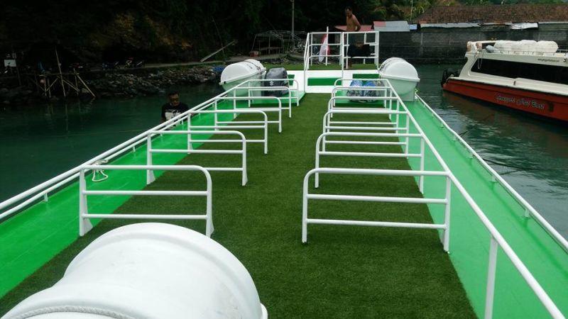 Bali to Gili's Fast Boat (Return)