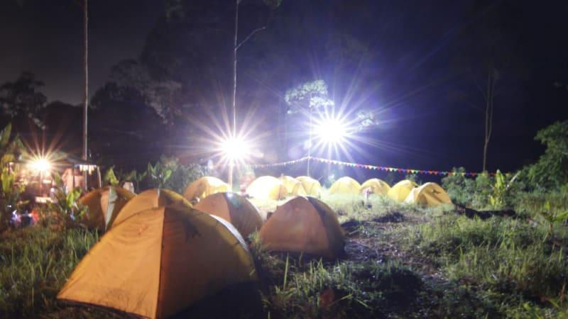 Trail Fun Camp