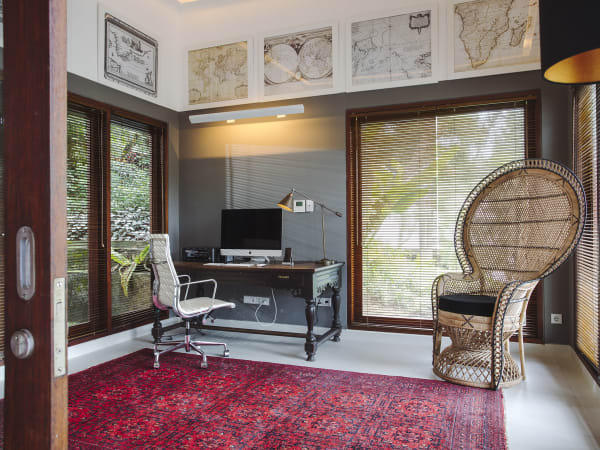 The Arsana Estate - Study room