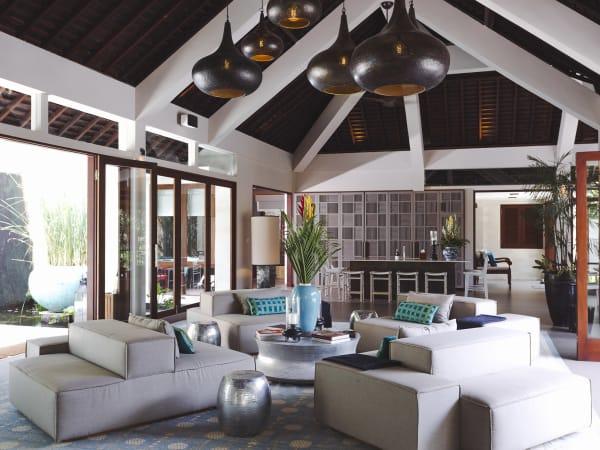 The Arsana Estate - Stylish living room